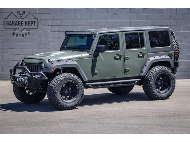 2017 Jeep Wrangler (CC-1330803) for sale in Grand Rapids, Michigan