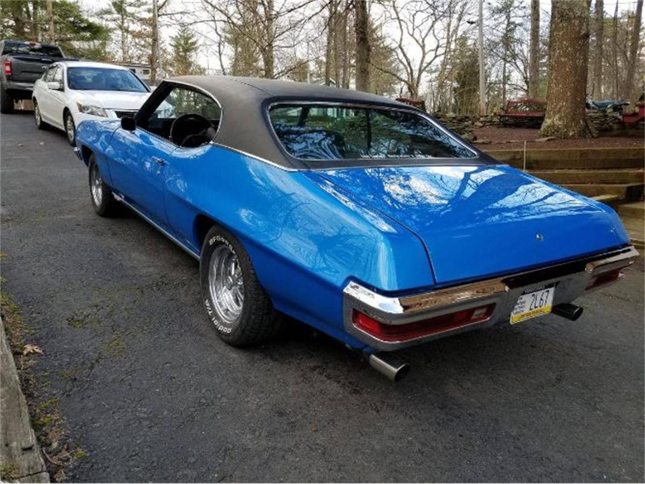 1972 Pontiac LeMans (CC-1338034) for sale in Cadillac, Michigan