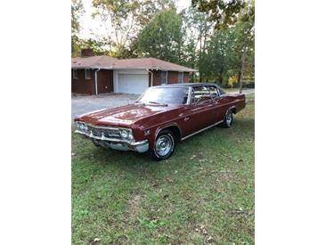 1966 Chevrolet Caprice (CC-1338041) for sale in Cadillac, Michigan