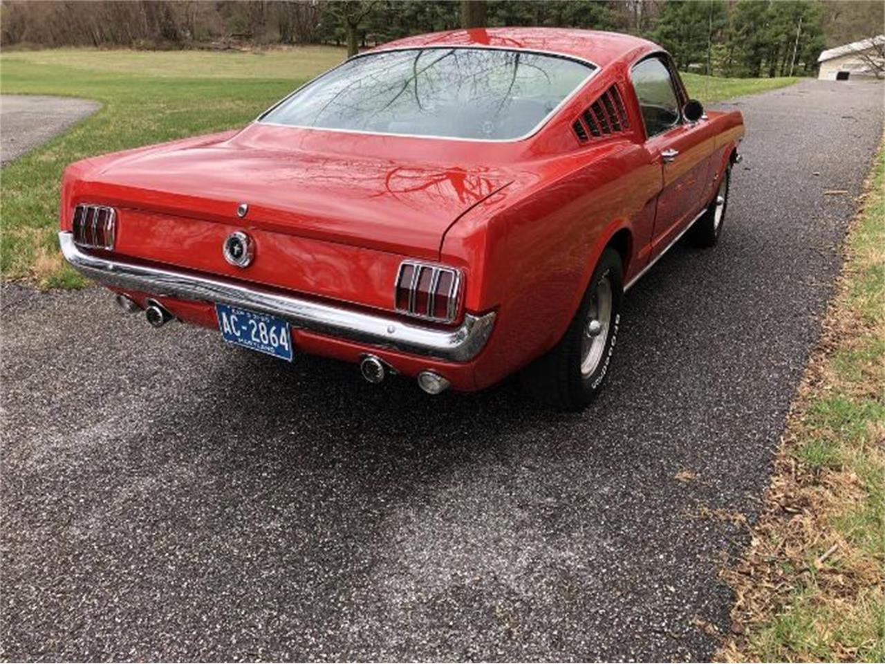 1965 Ford Mustang (CC-1338042) for sale in Cadillac, Michigan