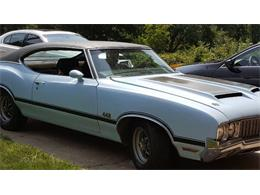 1970 Oldsmobile 442 (CC-1338046) for sale in Cadillac, Michigan