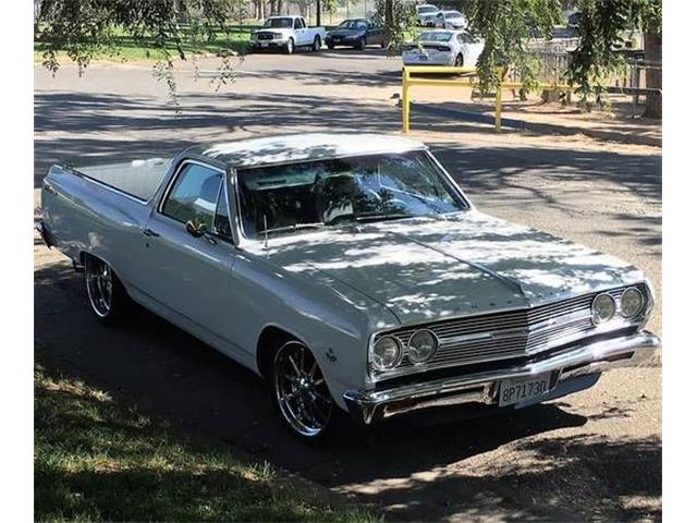 1965 Chevrolet El Camino (CC-1338050) for sale in Cadillac, Michigan