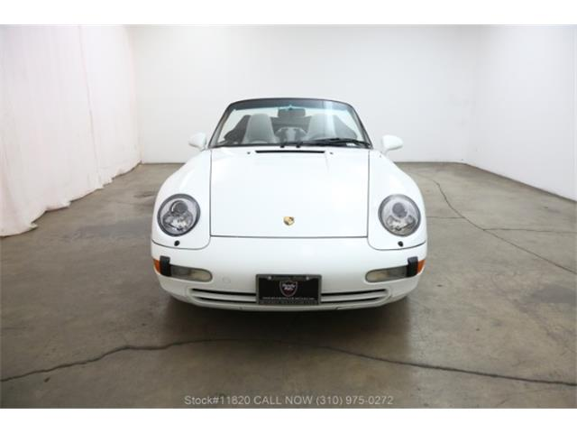 1995 Porsche 993 (CC-1330806) for sale in Beverly Hills, California
