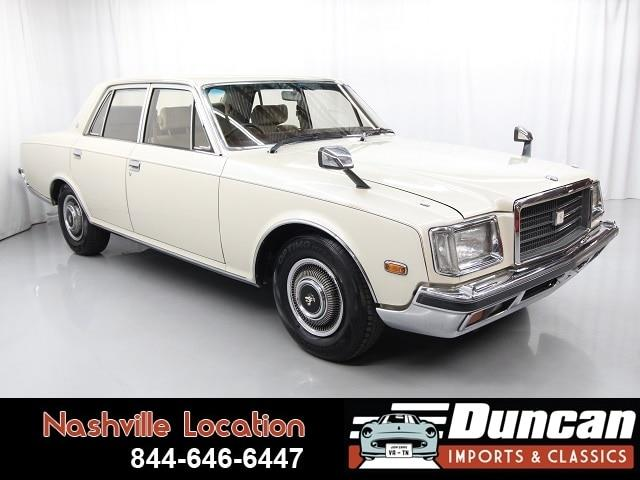 1986 Toyota Century (CC-1338061) for sale in Christiansburg, Virginia