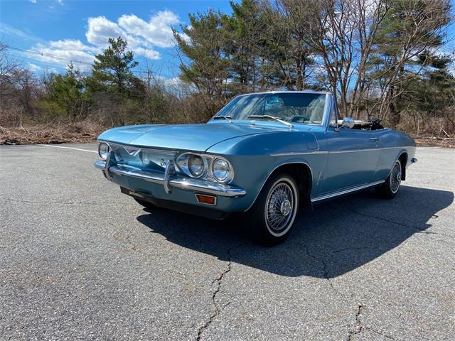 1966 Chevrolet Corvair (CC-1338074) for sale in Westford, Massachusetts