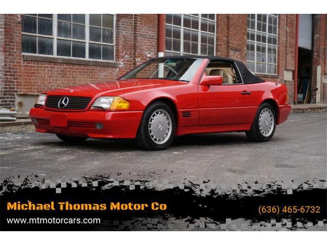 1991 Mercedes-Benz 500 (CC-1338087) for sale in Saint Charles, Missouri