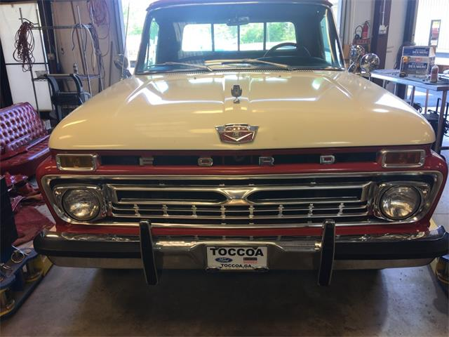 1966 Ford F100 (CC-1338090) for sale in Clarksville, Georgia