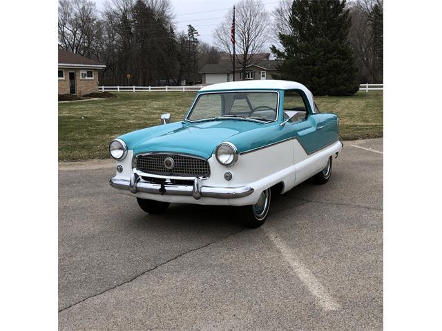 1958 Nash Metropolitan (CC-1338091) for sale in Maple Lake, Minnesota