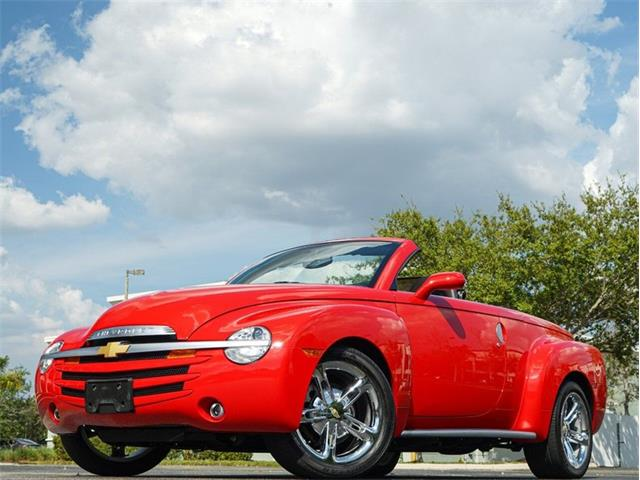 2005 Chevrolet SSR (CC-1338097) for sale in Punta Gorda, Florida