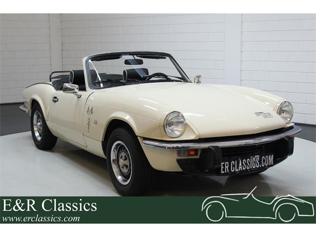 1972 Triumph Spitfire (CC-1338112) for sale in Waalwijk, Noord-Brabant