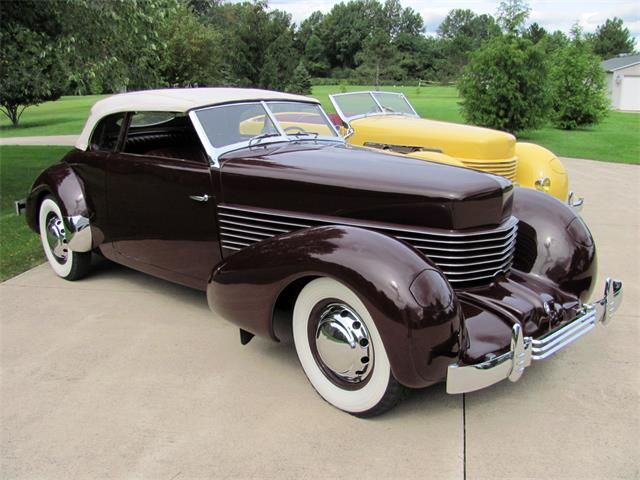 1937 Cord Phaeton (CC-1338115) for sale in Norwalk, Ohio