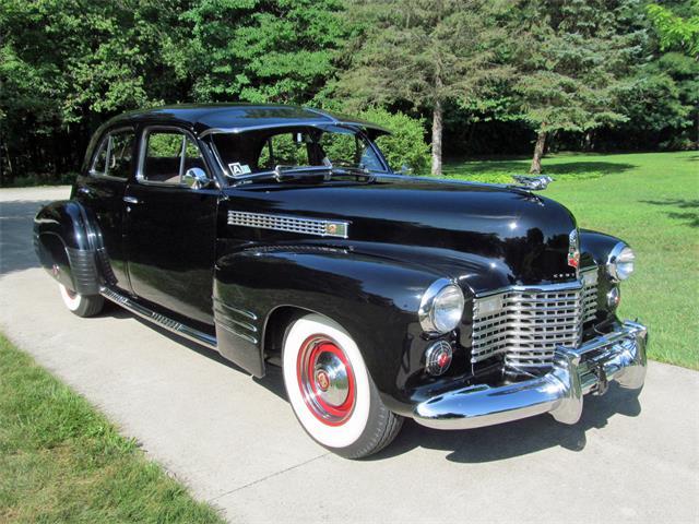 1941 Cadillac Series 62 (CC-1338117) for sale in Norwalk, Ohio