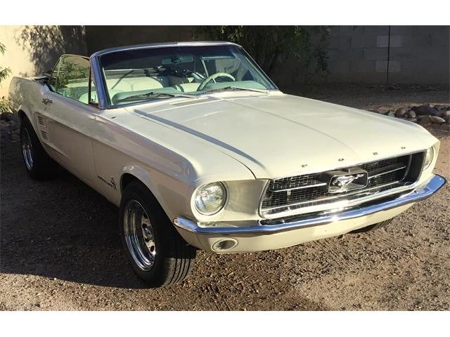 1967 Ford Mustang (CC-1338118) for sale in Tucson, Arizona