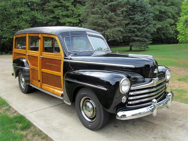 1948 Ford Super Deluxe (CC-1338133) for sale in Norwalk, Ohio
