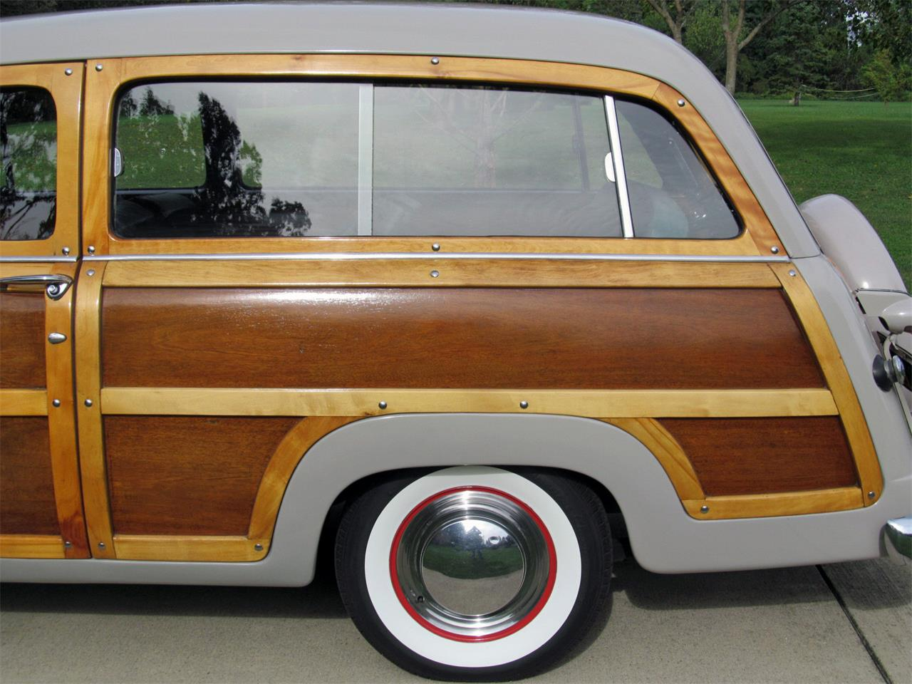 1950 Mercury Woody Wagon (CC-1338135) for sale in Norwalk, Ohio