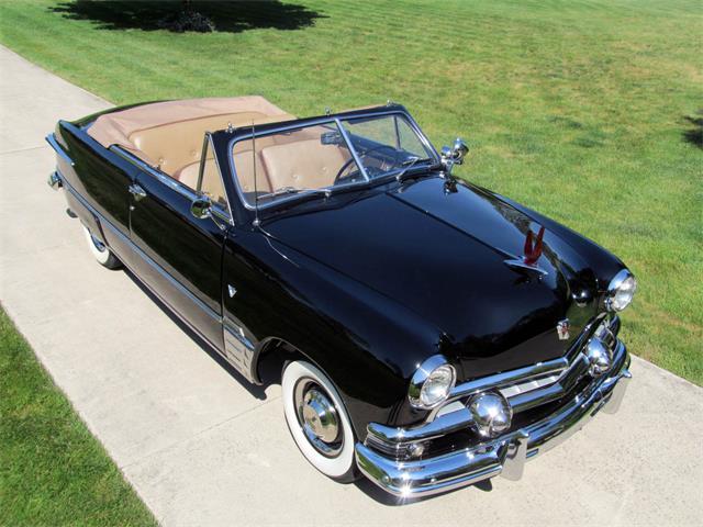 1951 Ford Custom (CC-1338136) for sale in Norwalk, Ohio