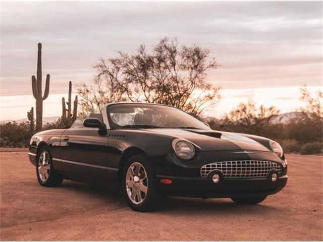 2002 Ford Thunderbird (CC-1338137) for sale in Phoenix, Arizona