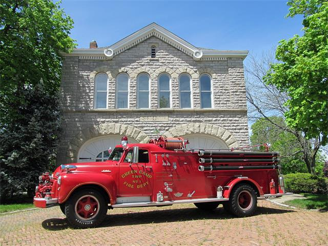 1953 GMC Fire Truck (CC-1338144) for sale in Norwalk, Ohio