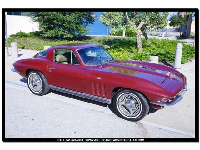 1966 Chevrolet Corvette (CC-1338156) for sale in Sarasota, Florida