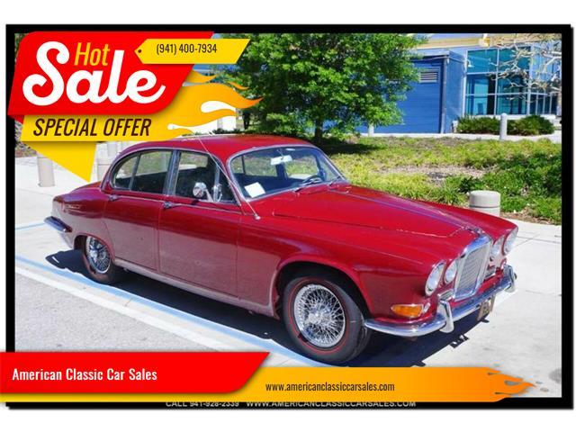 1967 Jaguar 420 (CC-1338161) for sale in Sarasota, Florida