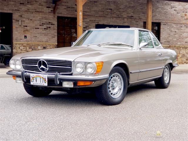 1972 Mercedes-Benz 350SL (CC-1338162) for sale in Oakwood, Georgia