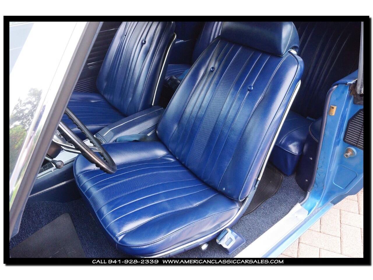 1969 Chevrolet Chevelle (CC-1338169) for sale in Sarasota, Florida