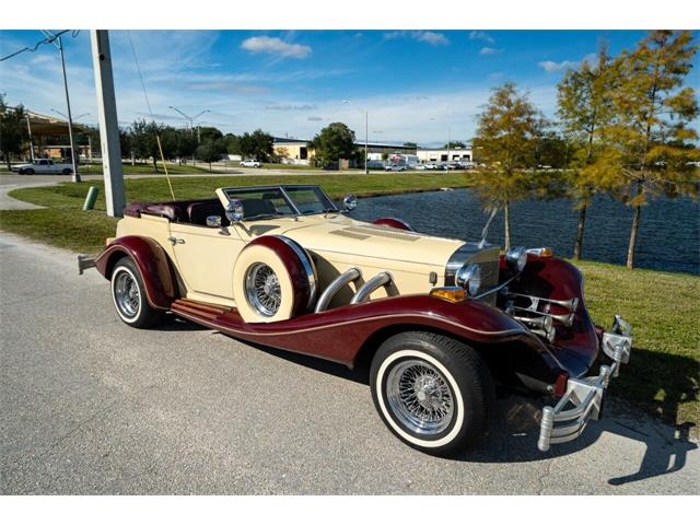 1980 Excalibur Phaeton (CC-1338171) for sale in Sarasota, Florida