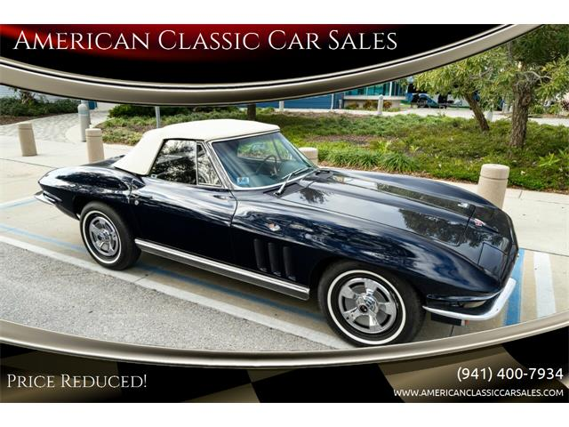 1966 Chevrolet Corvette (CC-1338176) for sale in Sarasota, Florida