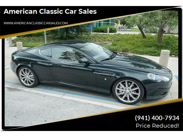 2005 Aston Martin DB9 (CC-1338199) for sale in Sarasota, Florida