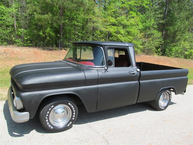 1960 Chevrolet C10 (CC-1338207) for sale in Fayetteville, Georgia