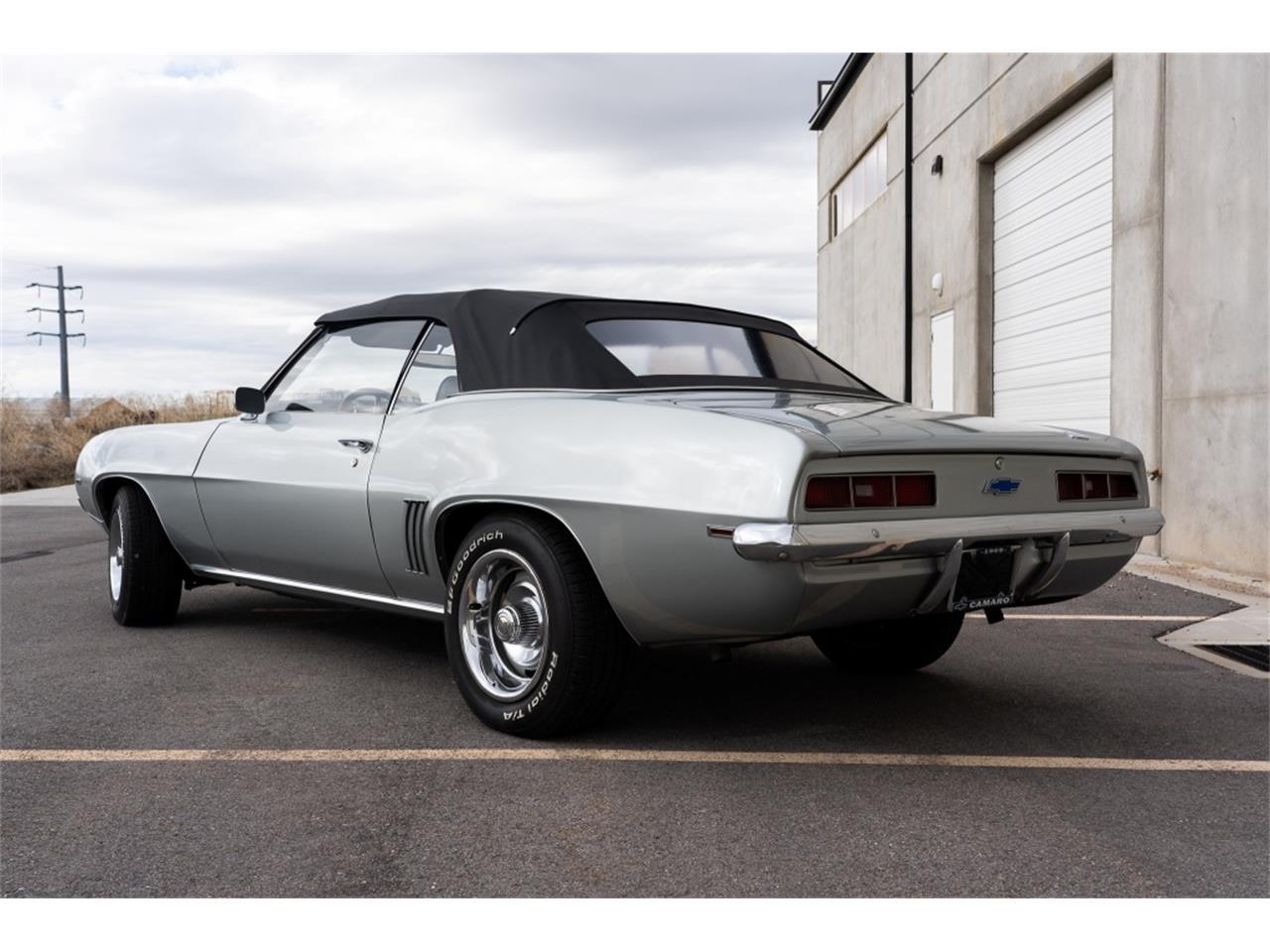 1969 Chevrolet Camaro (CC-1338217) for sale in Salt Lake City, Utah