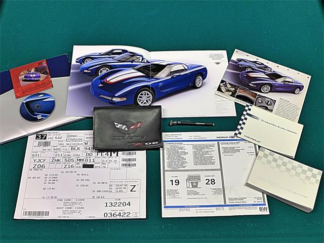 2004 Chevrolet Corvette Z06 (CC-1338218) for sale in Old Forge, Pennsylvania