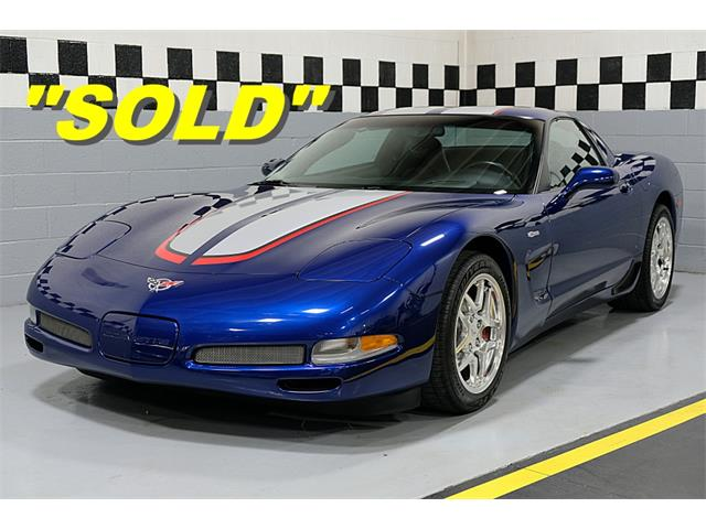 2004 Chevrolet Corvette Z06 (CC-1338218) for sale in Old Forge, Pennsylvania
