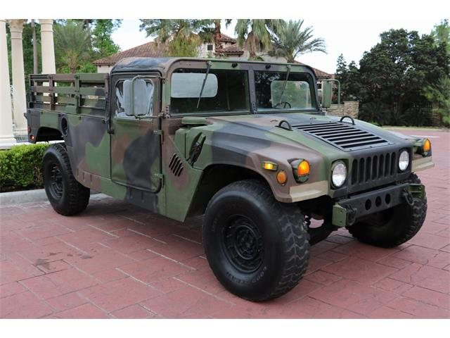 1990 AM General M998 (CC-1338226) for sale in Conroe, Texas