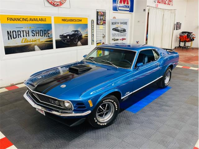 1970 Ford Mustang (CC-1338253) for sale in Mundelein, Illinois