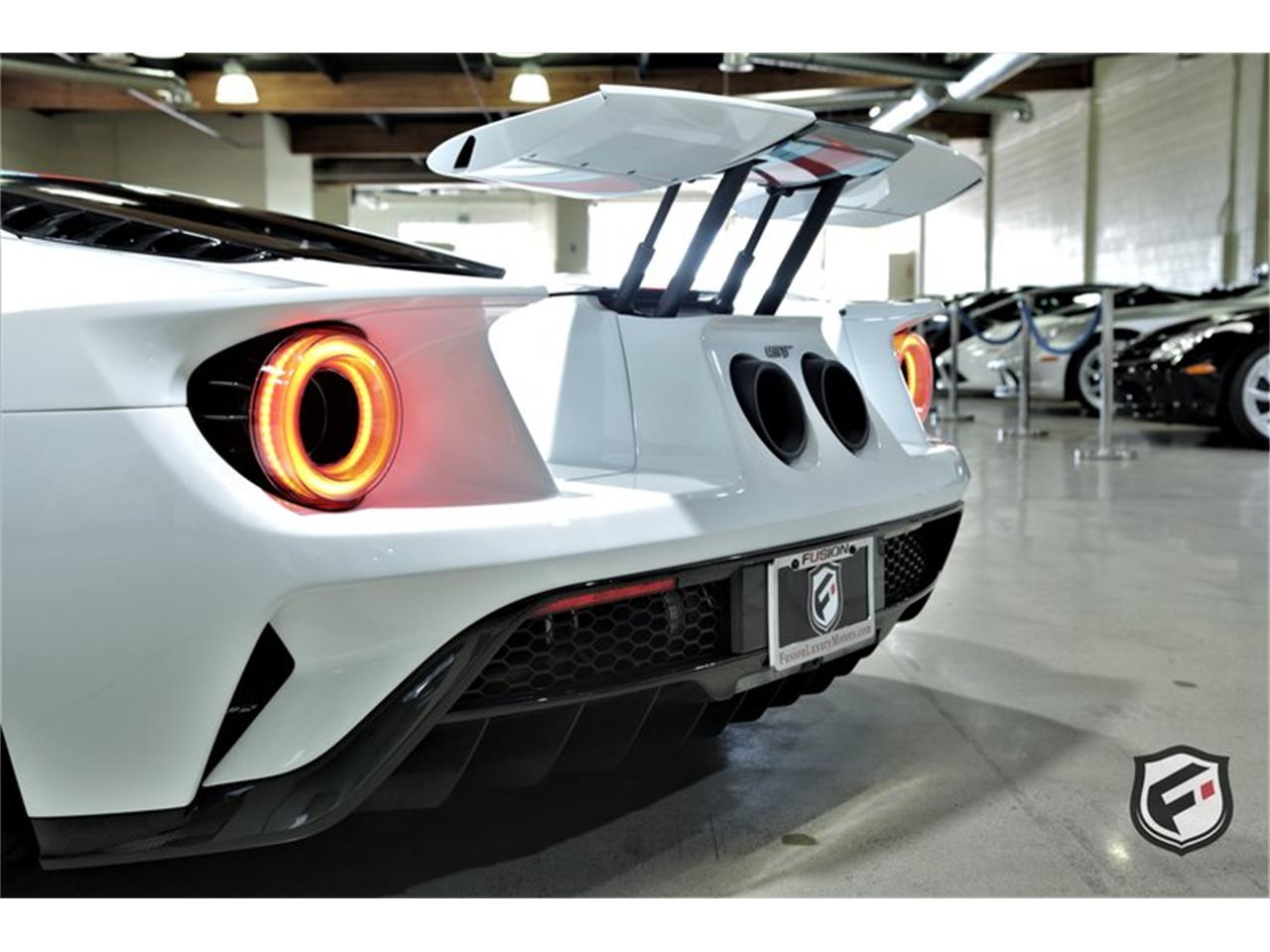 2017 Ford GT (CC-1338264) for sale in Chatsworth, California