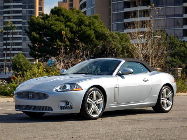 2007 Jaguar XKR (CC-1330830) for sale in Marina Del Rey, California