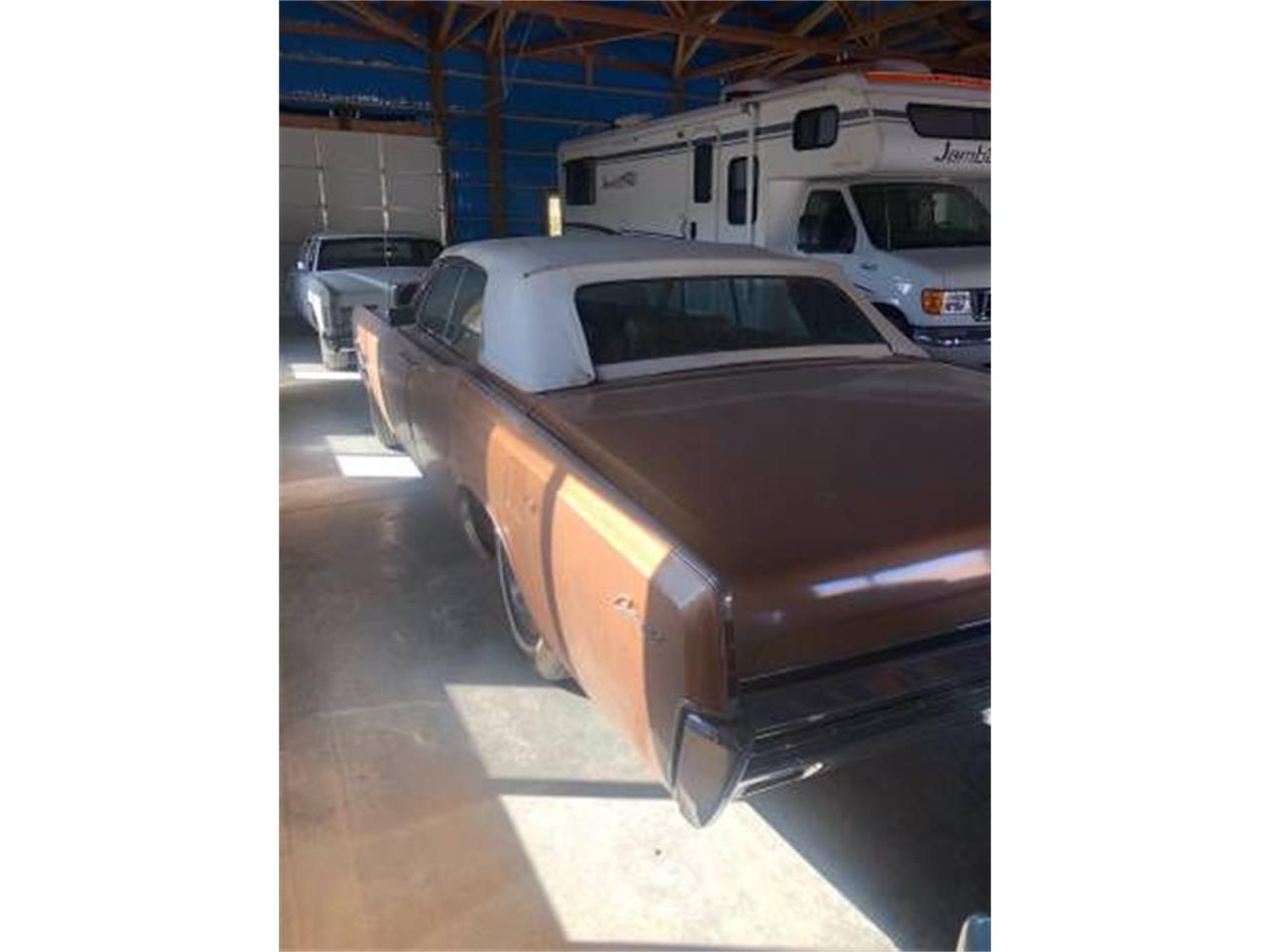 1967 Lincoln Continental (CC-1338300) for sale in Cadillac, Michigan