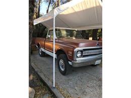 1969 Chevrolet K-10 (CC-1338301) for sale in Cadillac, Michigan