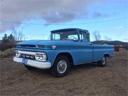 1963 GMC 1000 (CC-1338302) for sale in Cadillac, Michigan