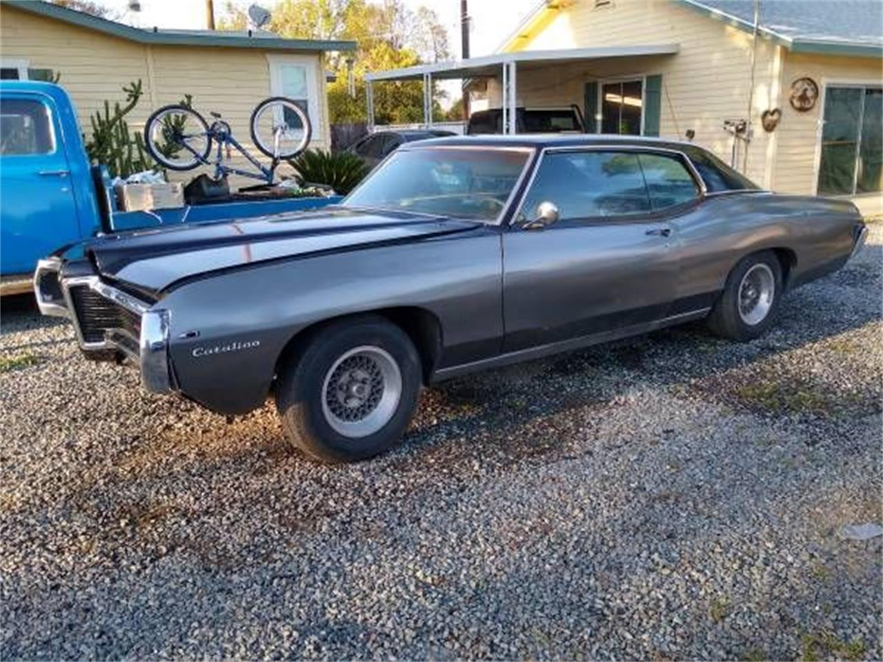 1969 Pontiac Catalina (CC-1338304) for sale in Cadillac, Michigan