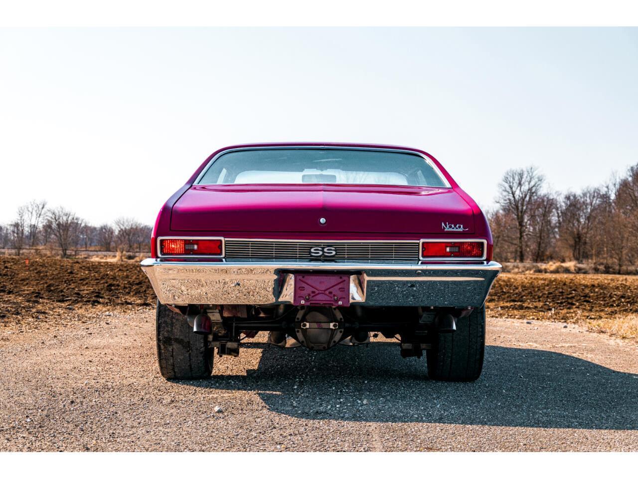 1970 Chevrolet Nova (CC-1338331) for sale in Cicero, Indiana