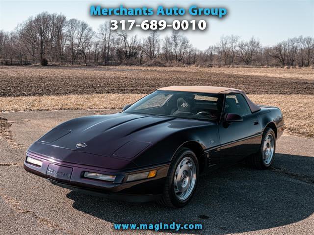 1993 Chevrolet Corvette (CC-1338342) for sale in Cicero, Indiana