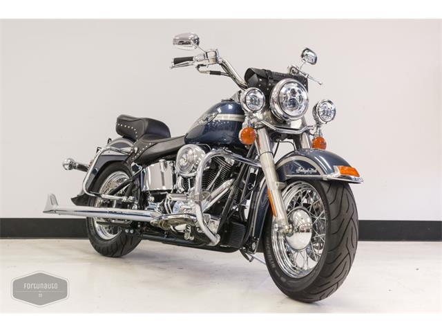 2003 Harley-Davidson FLSTC (CC-1338357) for sale in Temecula, California