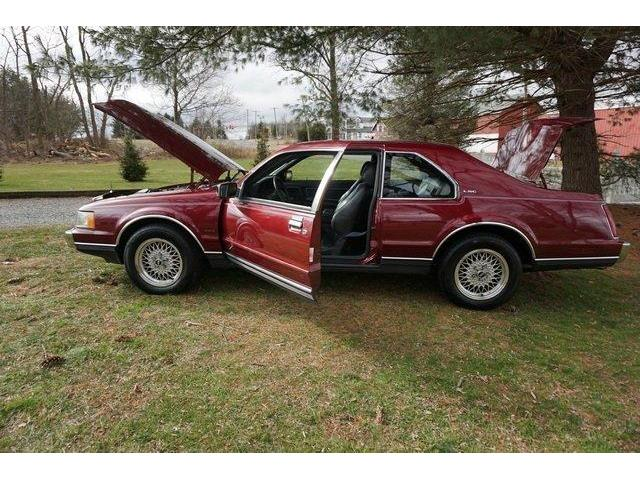 1989 Lincoln Mark VII (CC-1338368) for sale in Monroe, New Jersey