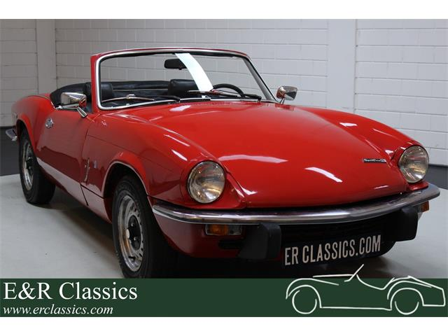 1973 Triumph Spitfire (CC-1338372) for sale in Waalwijk, Noord Brabant