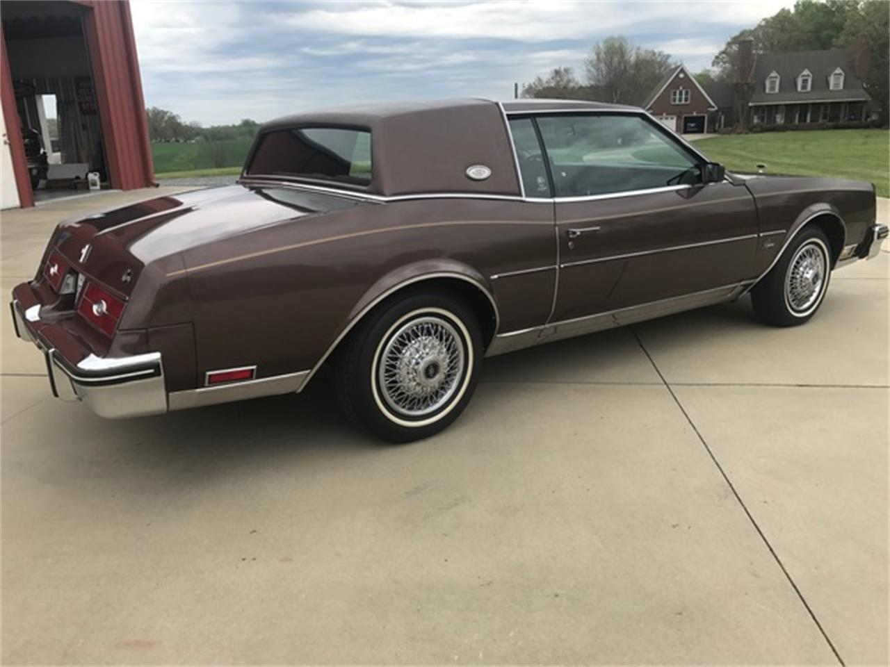 1984 Buick Riviera (CC-1338380) for sale in Monroe , North Carolina
