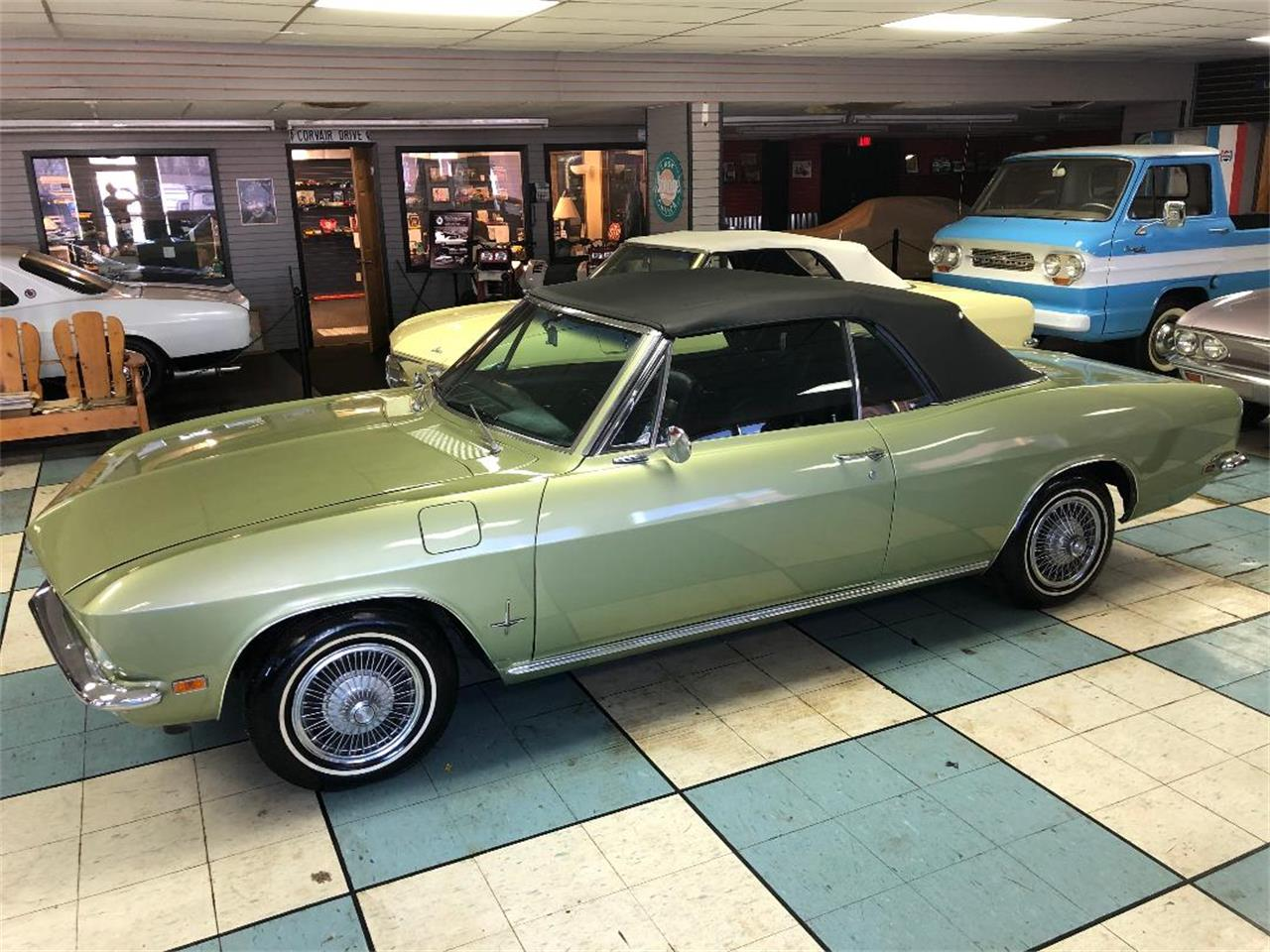 1969 Chevrolet Corvair (CC-1338382) for sale in Hastings, Nebraska