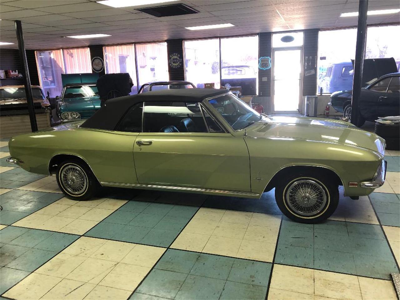 1969 Chevrolet Corvair (CC-1338382) for sale in Hastings, Nebraska