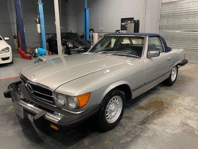 1979 Mercedes-Benz 450SL (CC-1338383) for sale in Highlands , North Carolina